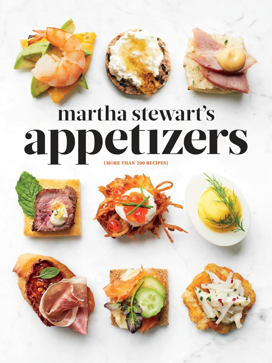 MARTHA STEWART`S APPETIZERS