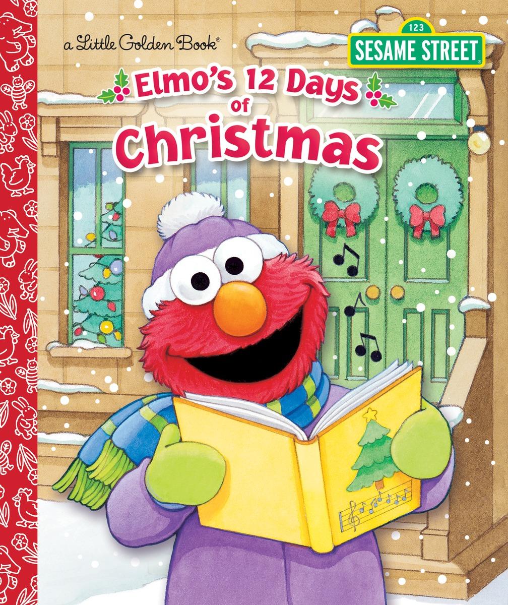 ELMO`S 12 DAYS OF CHRISTMAS