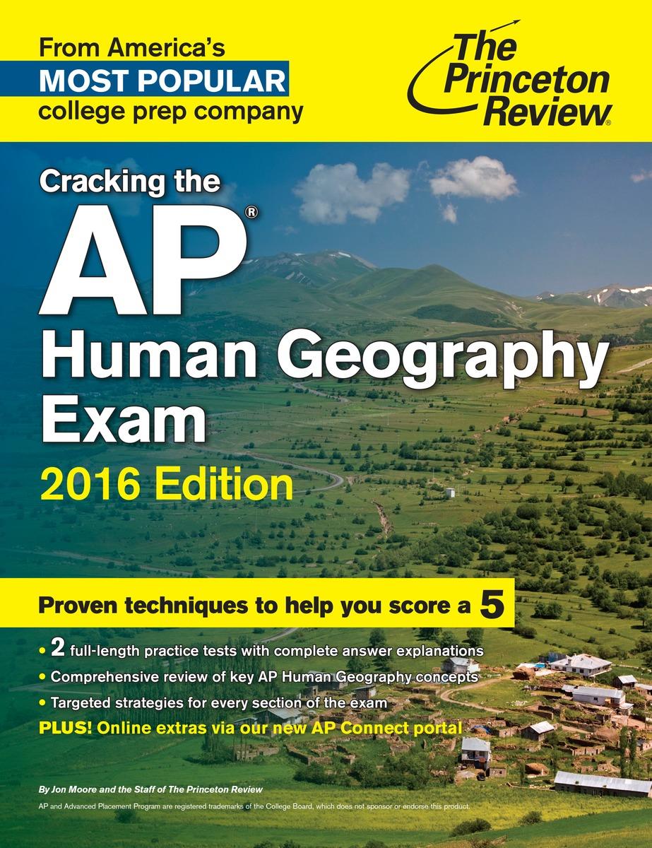 CRACK AP HUMAN GEO 2016