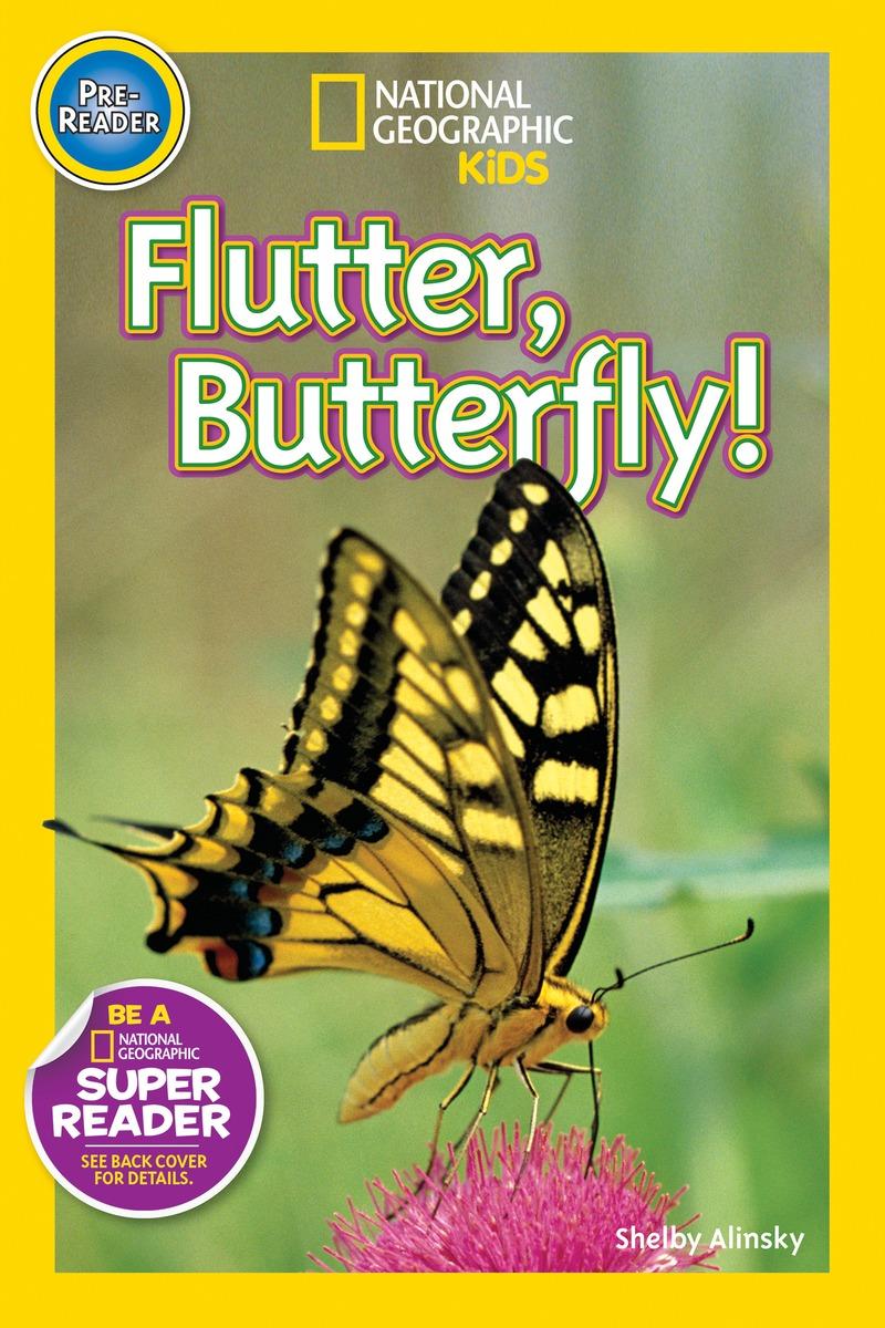 NGR FLUTTER BUTTERFLY