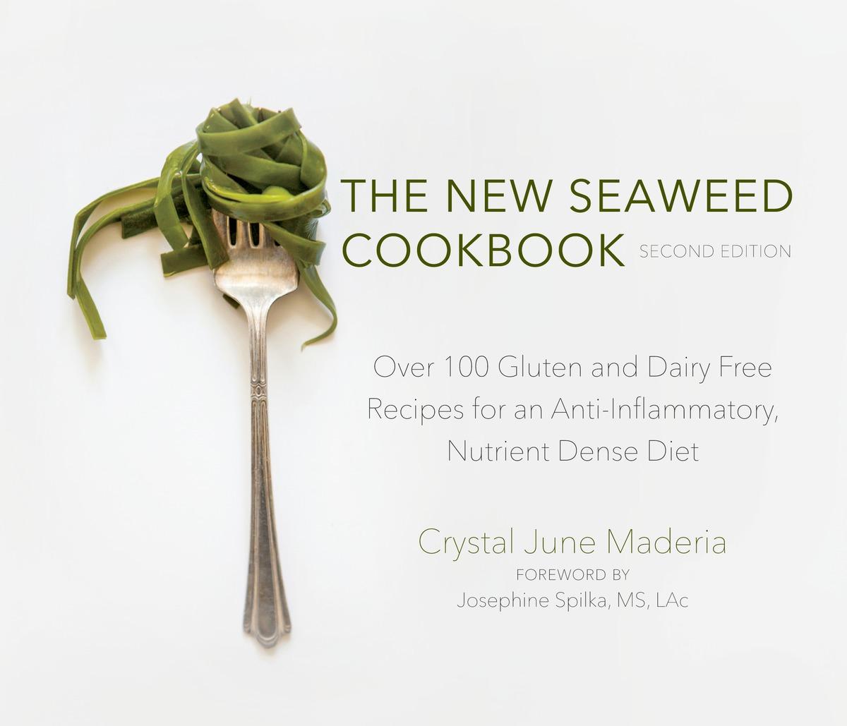 NEW SEAWEED COOKBOOK, SECOND