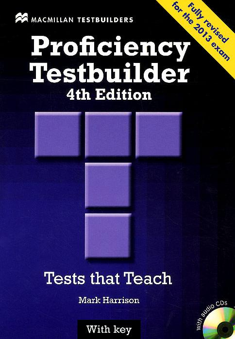 Proficiency Testbuilder: Tests that Theach: Level C2 (+ 2 CD)