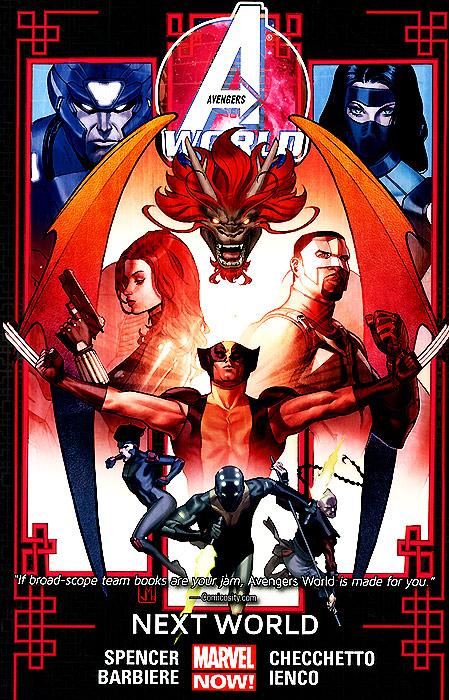 Avengers World: Volume 3: Next World