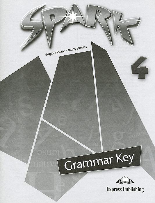 Spark 4: Grammar Key