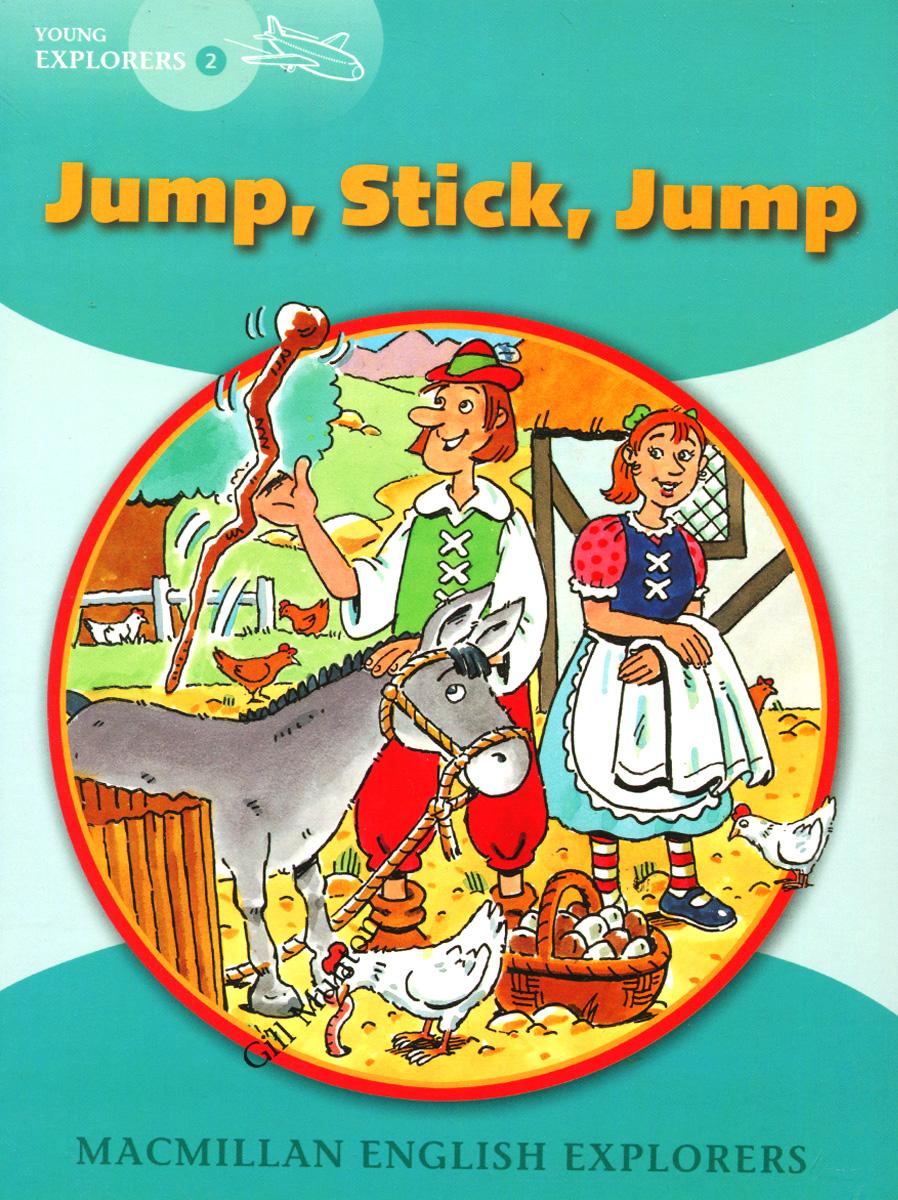 Jump, Stick, Jump: Young Explorers: Level 2