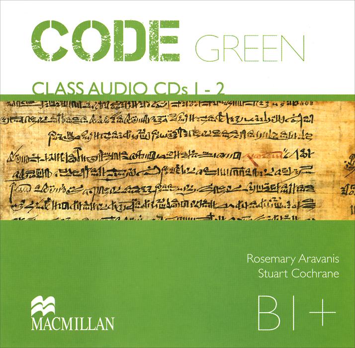 Code Green: Level B1+ (аудиокурс на 2 CD)12296407Code – новый, живой курс английского языка для тинейджеров. Основной задачей курса является постепенное совершенствование знаний английского языка с одновременной мягкой подготовкой к сдаче кембриджских экзаменов PET и FCE. Курс отличает интегрированный, но ясный, подход к развитию навыков чтения, письма, аудирования и говорения с одновременным развитием лексических и грамматических навыков внутри определенной тематики.