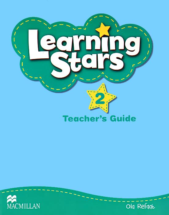 Learning Stars: Level 2: Teacher's Book (+ CD-ROM)