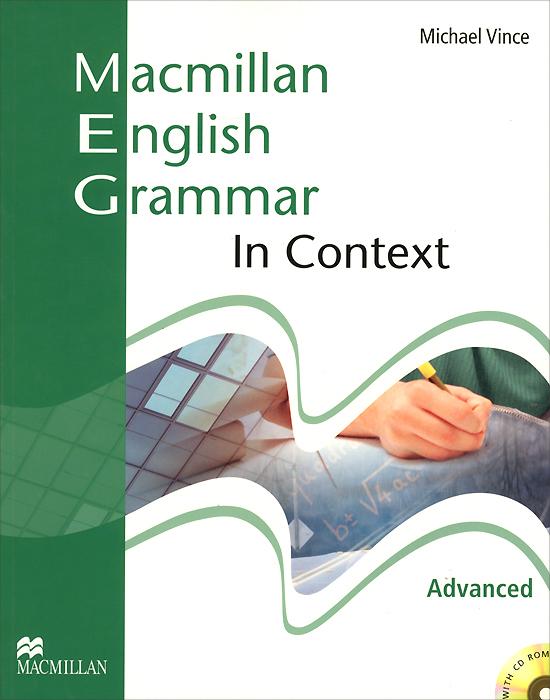 Macmillan English Grammar in Context: Advanced (+ CD-ROM)