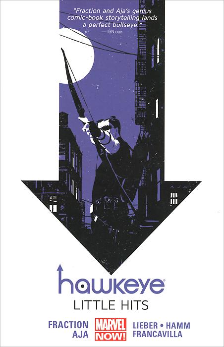 Hawkeye: Volume 2: Little Hits
