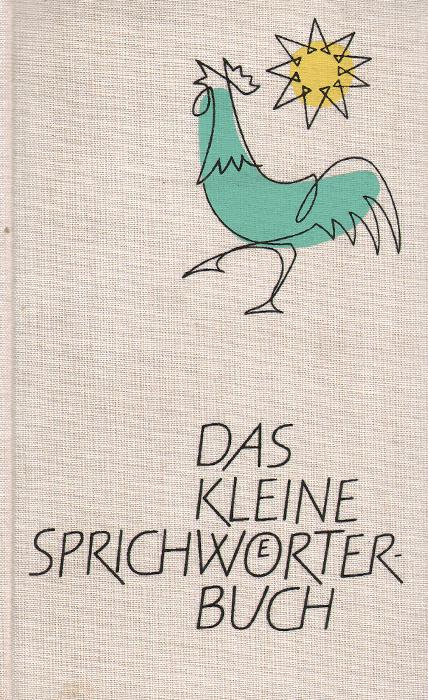 Das Kleine sprichworter Buch