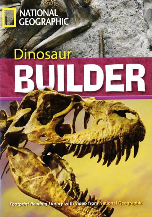Dinosaur Builder: C1 (+ DVD-ROM)