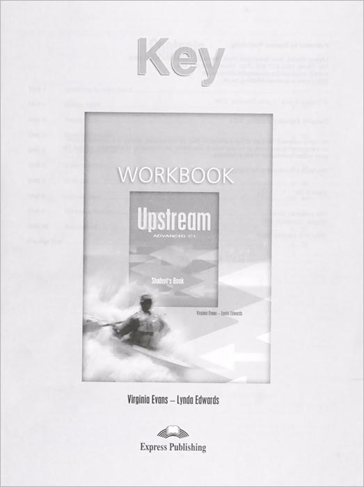 Upstream: Advanced C1: Workbook Key