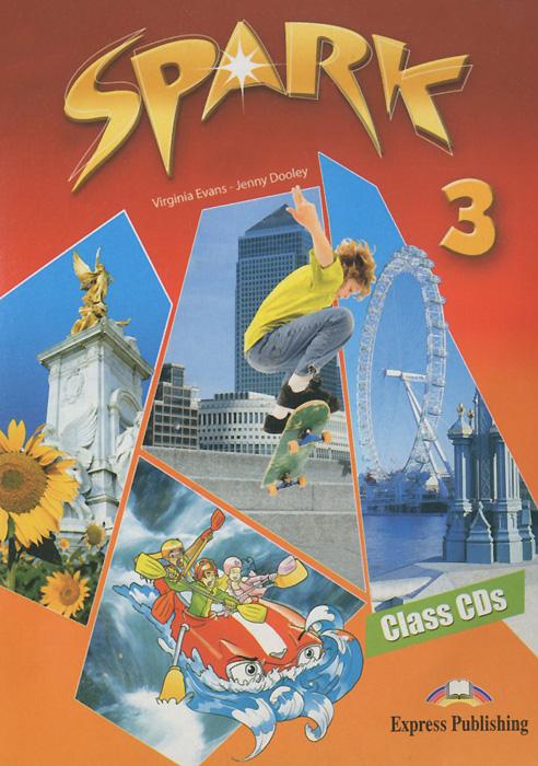 Spark 3: Class CDs (��������� �� 4 CD)