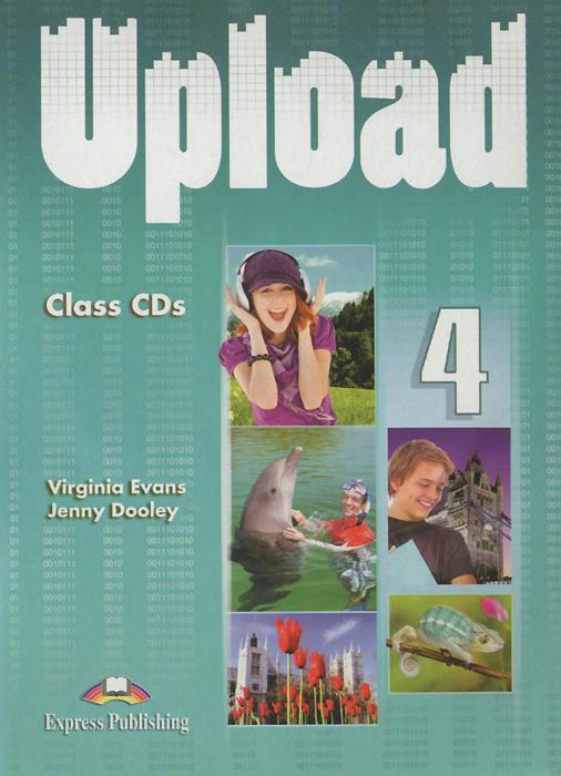 Upload 4: Class CDs (аудиокурс на 3 CD)