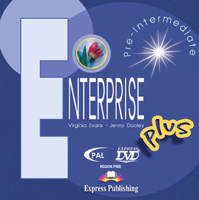 Enterprise Plus: Pre-Intermediate (��������� �� DVD)