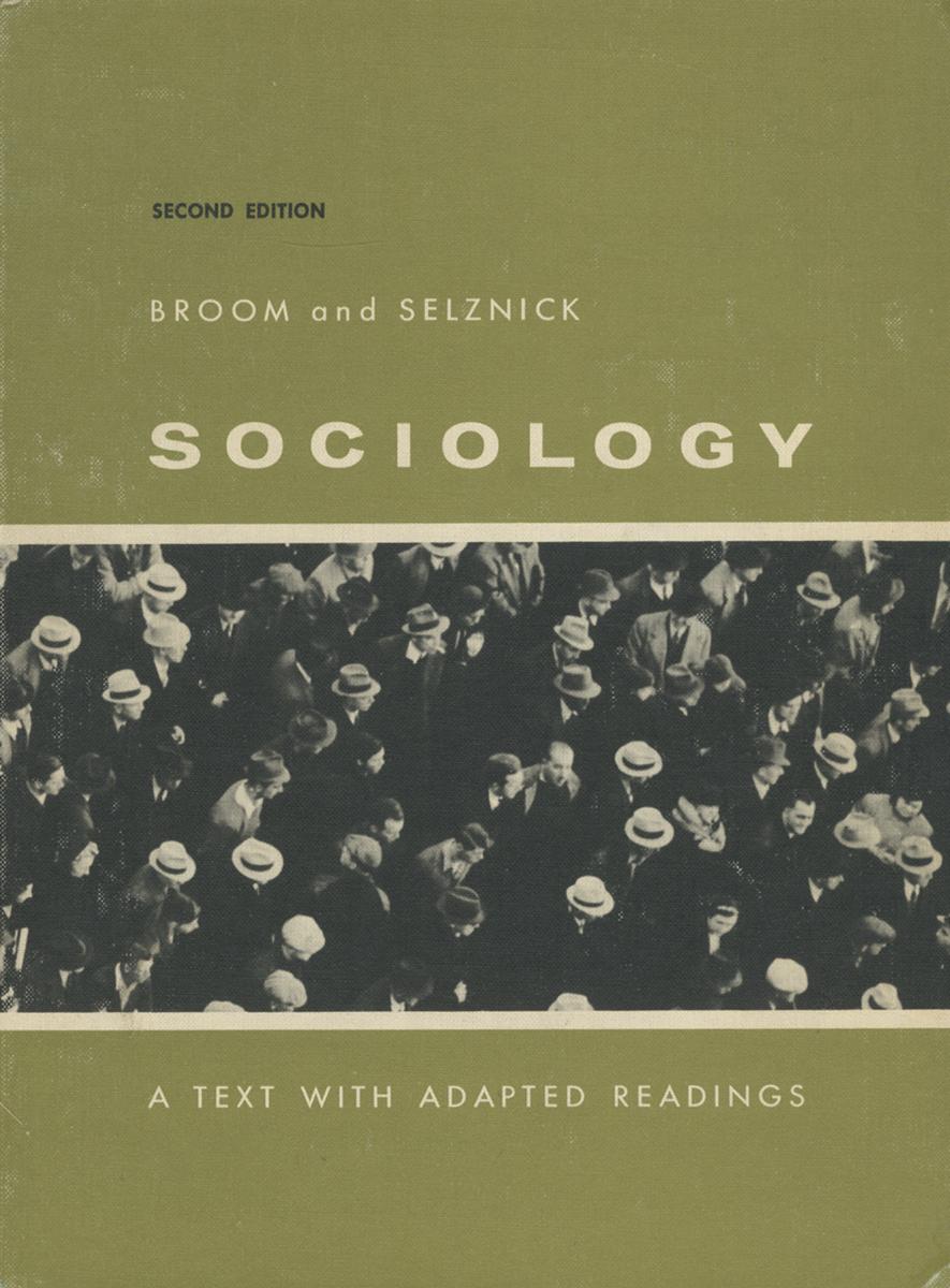 Sociology791504Вашему вниманию предлагается книга Sociology.
