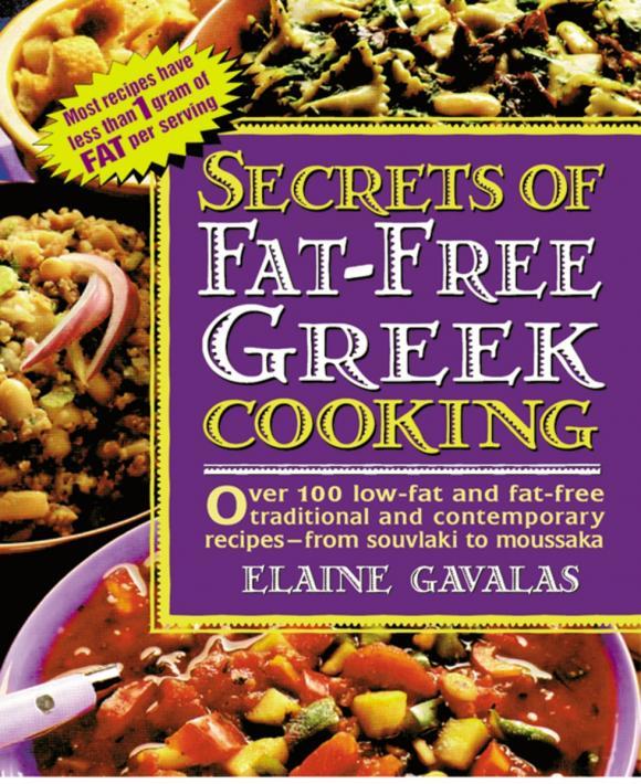 Secrets of Fat-free Greek Cooking