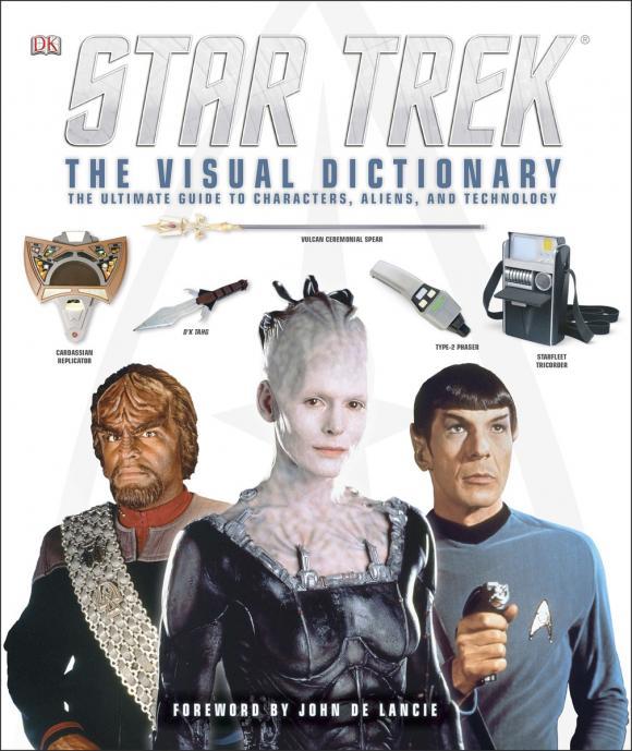 Star Trek: the Visual Dictionary ( 9781465403377 )
