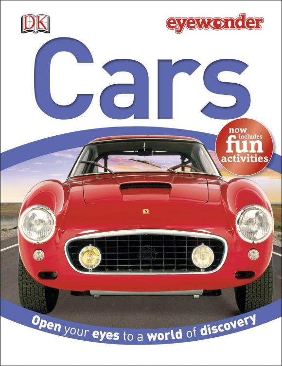 Eye Wonder: Cars ( 9781465416926 )