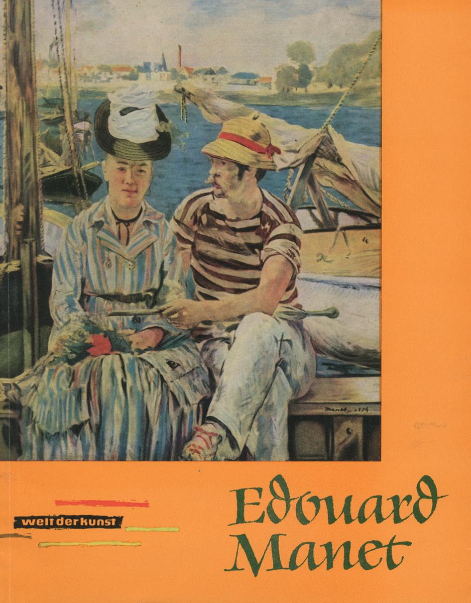 Edouard Manet791504Wir stellen Ihnen 12 farbige Gemaldewiedergaben und 4 einfarbige Tafeln von Edouard Manet vor.