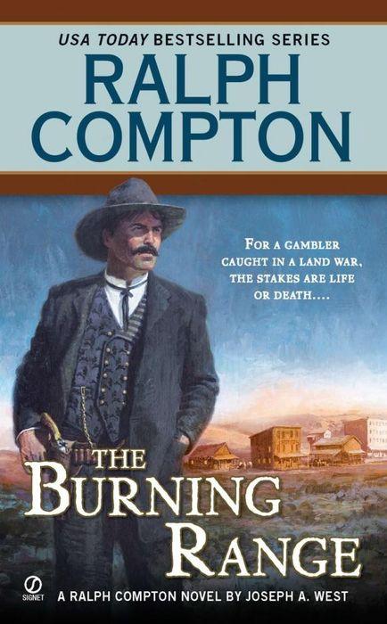 Ralph Compton the Burning Range