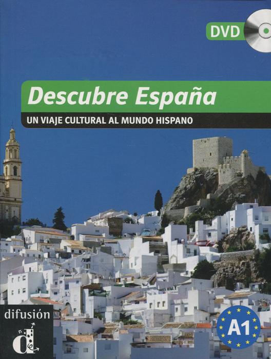 Descubre Espana: Nivel A1 (+ DVD-ROM)