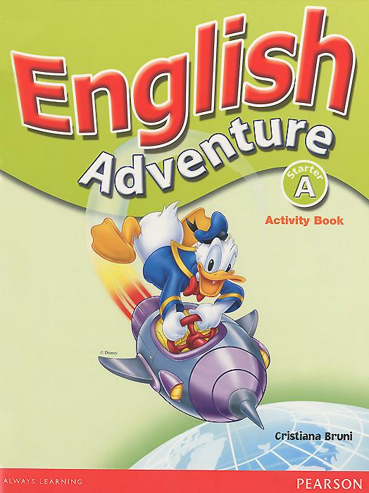 English Adventure: Starter A: Activity Book