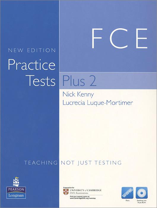 FCE: Practice Tests Plus 2 (+ 2 CD-ROM)