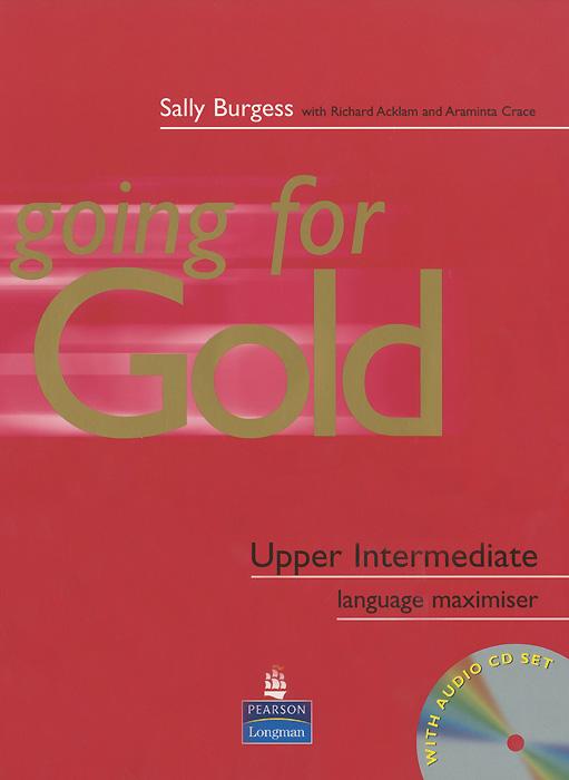 Going for Gold: Upper-Intermediate: Language Maximiser (+ CD)
