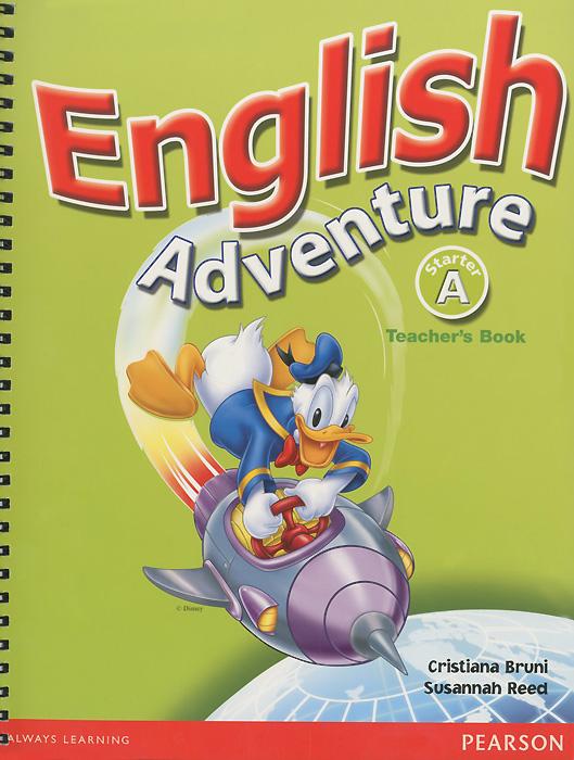 English Adventure: Starter A: Teacher's Book