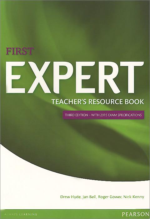 First Expert: Teacher's Resource Book