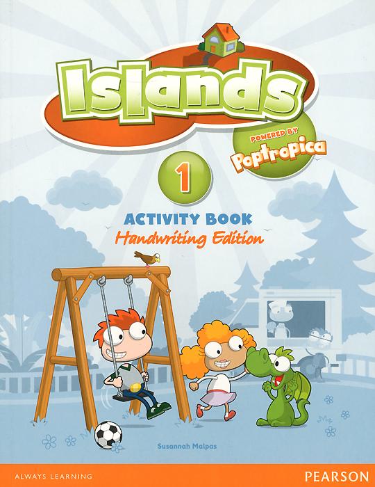 Islands 1: Activiti Book: Handwriting Edition: Access Code