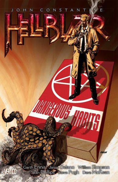 John Constantine: Hellblazer Volume 5: Dangerous Habits