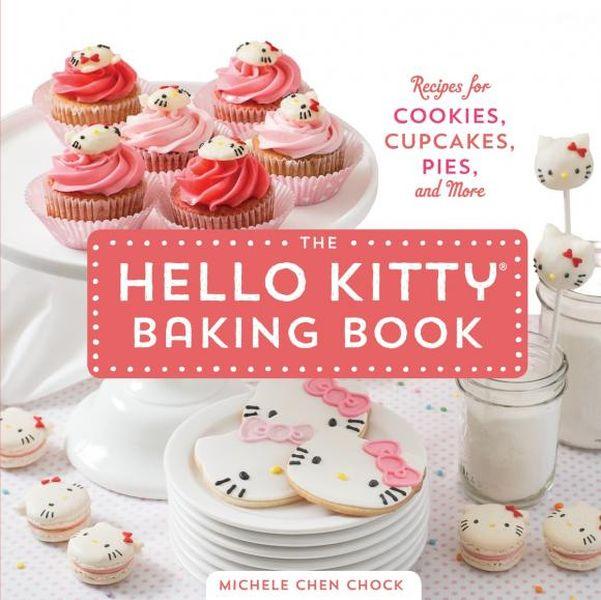 The Hello Kitty Baking Book
