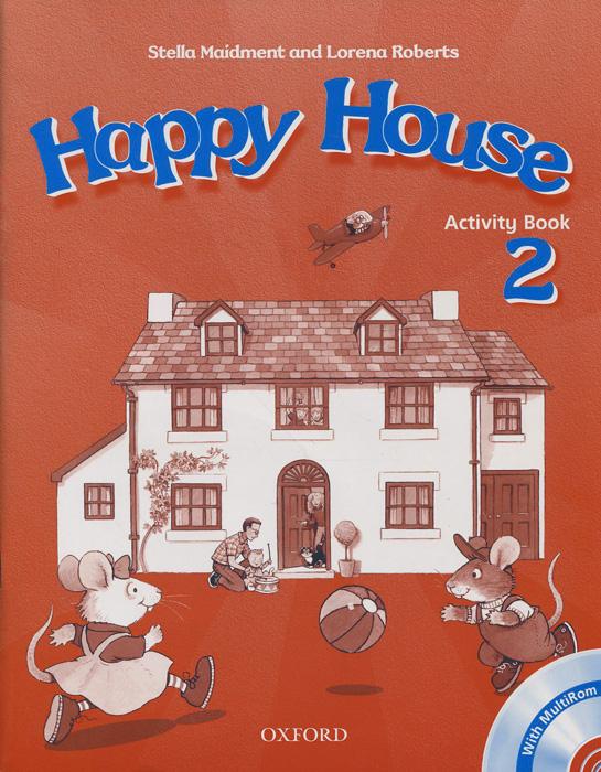 Happy House 2: Activity Book (+CD)