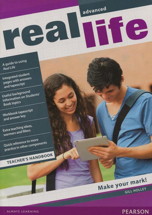 Real Life Advanced C1: Teacher's Handbook