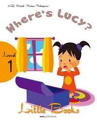 Where's Lucy + Audio CD/CDrom
