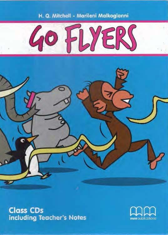 Go Flyers Cl CD