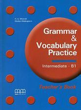 Grammar & Vocabulary Practice Int - B1 TB CD R