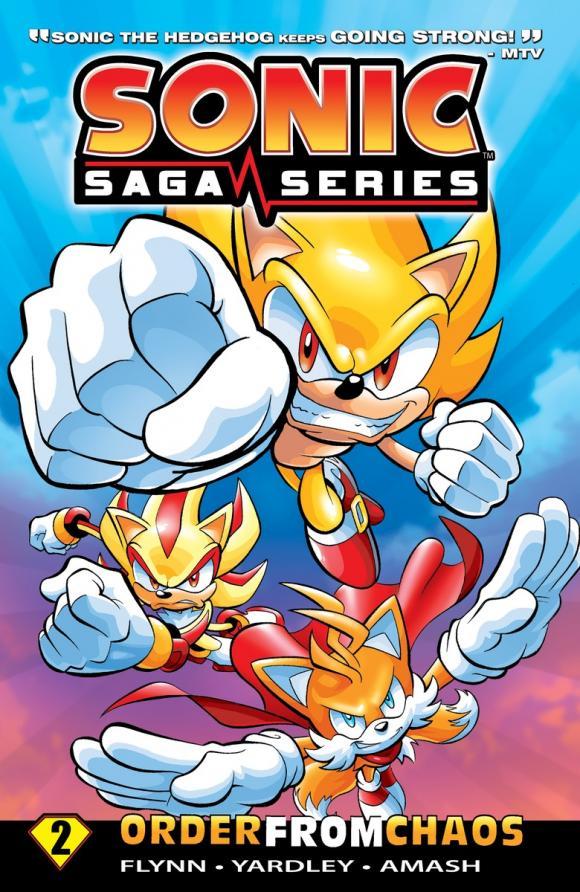 Sonic Saga Series 2: Order from Chaos