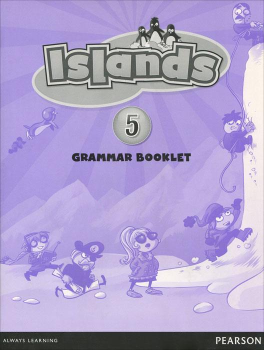 Islands: Level 5: Grammar Booklet