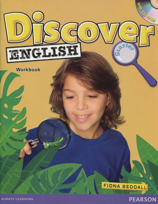 Discover English: Starter: Workbook (+ СD-ROM)