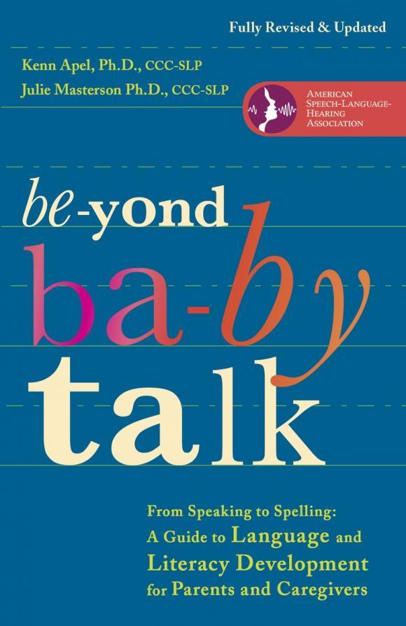 Beyond Baby Talk