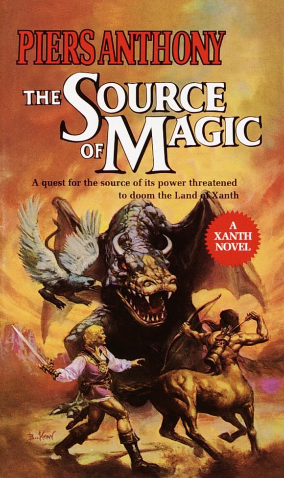 Source of Magic