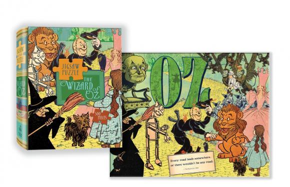 Wizard of Oz Puzzle