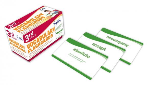 Third Grade Vocabulary Flashcards