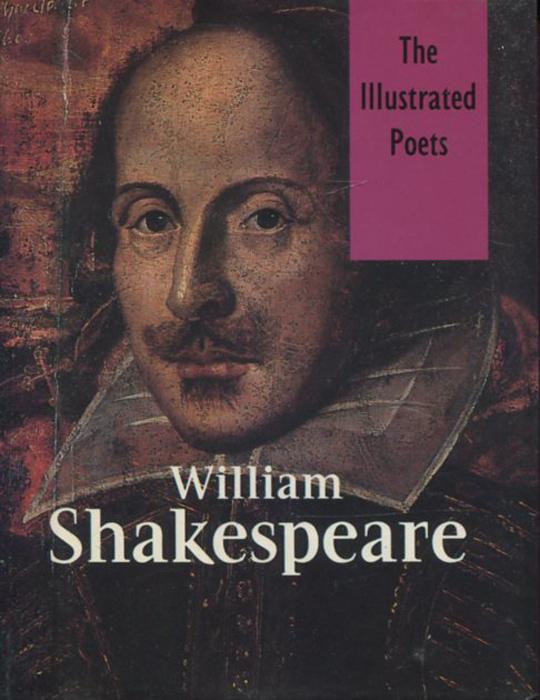 William Shakespeare: The Illustrated poets (миниатюрное издание)