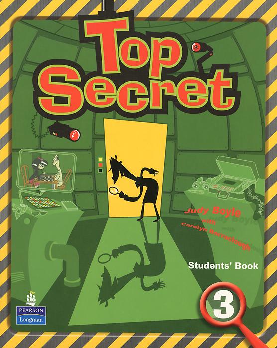 Top Secret 3: Student's Book