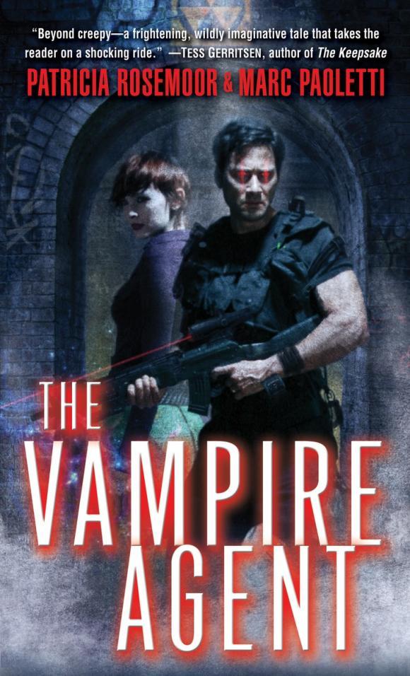 The Vampire Agent