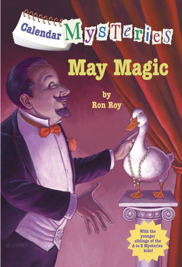 Calendar Mysteries #5: May Magic